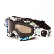 Arnette Mini Series Kids Goggles 2013, Show Flyer-Dark Grey, medium