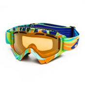 Arnette Mini Series Kids Goggles 2013, Psychedelic 2-Inferno Chrome, medium