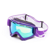 Arnette Mini Series Kids Goggles 2013, Grape Hard Candy-Aqua Chrome, medium