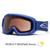 Smith Gambler Kids Goggles 2013, Blue-Rc36, medium