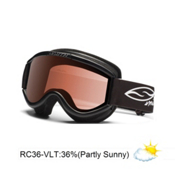 Smith Challenger Kids OTG Goggles 2013, Black-Rc36, medium