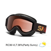 Smith Challenger Kids OTG Goggles 2013, Irie Fader-Rc36, medium
