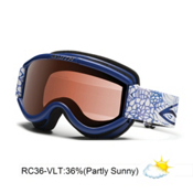 Smith Challenger Girls OTG Goggles 2013, Violet Jolene-Rc36, medium
