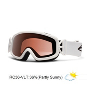 Smith Sidekick Kids Goggles 2013, White-Rc36, medium