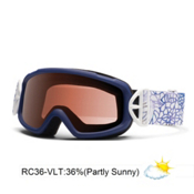 Smith Sidekick Girls Goggles 2013, Purple-Rc36, medium
