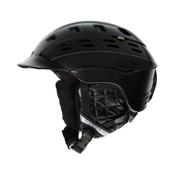 Smith Variant Brim Womens Helmet 2013, Black-Gold Twist, medium