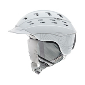Smith Variant Brim Womens Helmet 2013, White Coven, medium