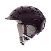 Smith Variant Brim Womens Helmet 2013, Shadow Purple Riviera (evolve), medium