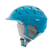 Smith Variant Brim Womens Helmet 2013, Light Blue Twist, medium