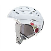 Smith Variant Womens Helmet 2013, White Botanical, medium
