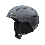 Smith Transport Helmet 2013, Matte Graphite, medium