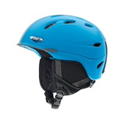 Smith Transport Helmet 2013, Matte Cyan, medium