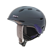 Smith Transport Helmet 2013, Charcoal Camp (evolve), medium