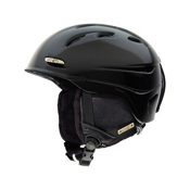 Smith Voyage Womens Helmet 2013, Black-Gold, medium