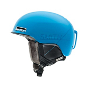 Smith Maze Helmet 2013, Matte Cyan, medium