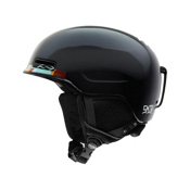 Smith Maze Helmet 2013, Black Kilgore, medium