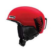 Smith Maze Helmet 2013, Red Dark Sky, medium