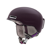 Smith Allure Womens Helmet 2013, Shadow Purple Riviera (evolve), medium