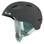 Smith Arrival Womens Helmet 2013, Charcoal-Mint, medium