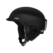 Smith Gage Helmet 2013, Matte Black, medium