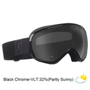 Scott Off-Grid Goggles 2014, Black-Nl32 Black Chrome, medium