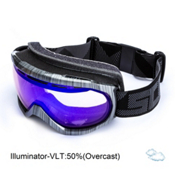 Scott Notice OTG Goggles, Steel Grey-Illuminator 50, medium