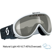 Scott Storm OTG Goggles 2015, White-NL 45, medium
