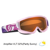 Scott Agent Kids Goggles 2013, Powder Pink-Amplifier, medium