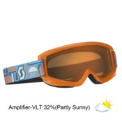 Scott Agent Kids Goggles 2013, Orange-Amplifier, medium