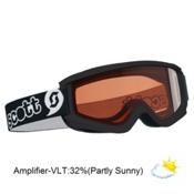 Scott Agent Kids Goggles 2013, Black-Amplifier, medium