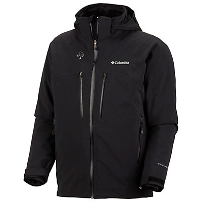 Columbia Electro Interchange Mens Insulated Ski Jacket, , viewer