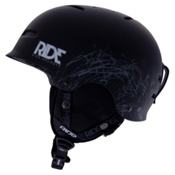 Ride Duster Audio Helmet 2013, Black, medium