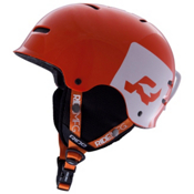 Ride Gonzo Helmet 2013, Orange, medium