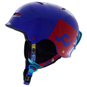 Ride Gonzo Helmet 2013, Indigo, medium