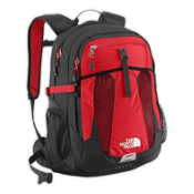 The North Face Recon Backpack 2013, TNF Red-Asphalt Grey, medium
