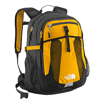 The North Face Recon 29 Backpack, Summit Gold Ripstop, large