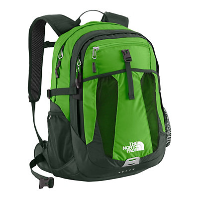 The North Face Recon 29 Backpack, Flashlight Green-Dark Sage Green, large