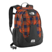 The North Face Jester Backpack 2013, Red Clay Plaid, medium