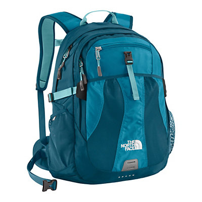 The North Face Recon 28 Womens Backpack, Brilliant Blue-Prussian Blue, large