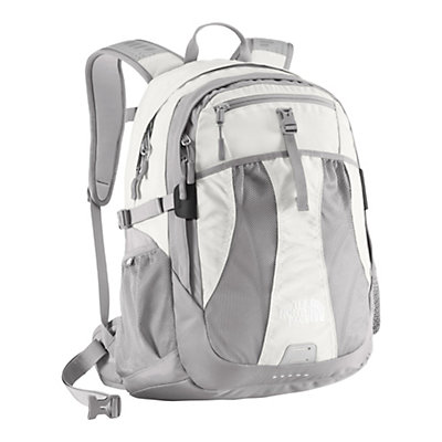 The North Face Recon 28 Womens Backpack, Vaporous Grey Ripstop, large