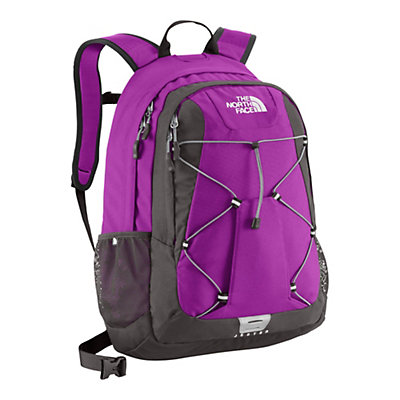 The North Face Womens Jester 27 Backpack, Magic Magenta-Graphite Grey, large