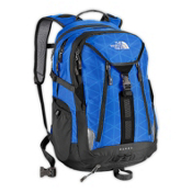 The North Face Surge Backpack 2013, Jake Blue Emboss, medium