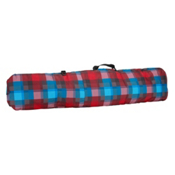 The North Face Board Burrito Ski Bag 2013, Fiery Red Plaid, medium