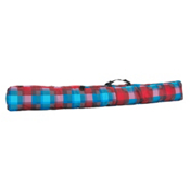 The North Face Ski Burrito Ski Bag 2013, Fiery Red Plaid, medium