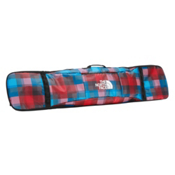 The North Face Base Camp Board Sleeve Snowboard Bag 2013, Fiery Red Plaid, medium