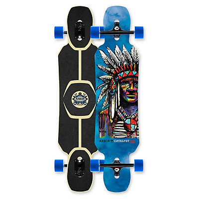 Arbor Catalyst Complete Longboard, , large