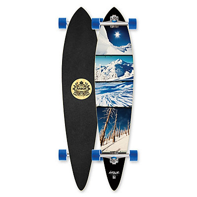 Arbor GT Timeless Pin Complete Longboard, , large