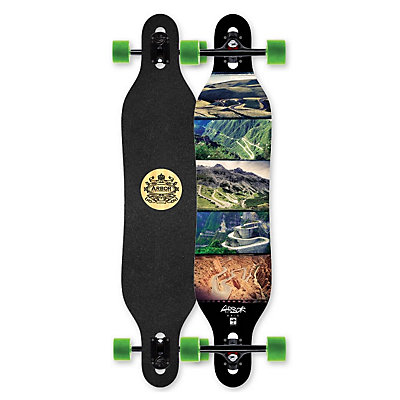 Arbor GT Axis Complete Longboard, , large