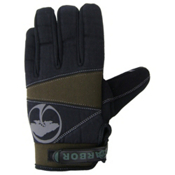 Arbor Slide Gloves, Black Olive, medium