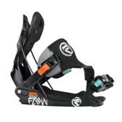 Flow The Five SE Snowboard Bindings 2013, Black, medium